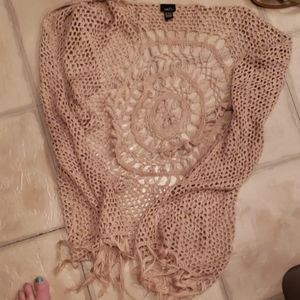 Cute FOREVER 21 LOOSE  CARDIGAN size M